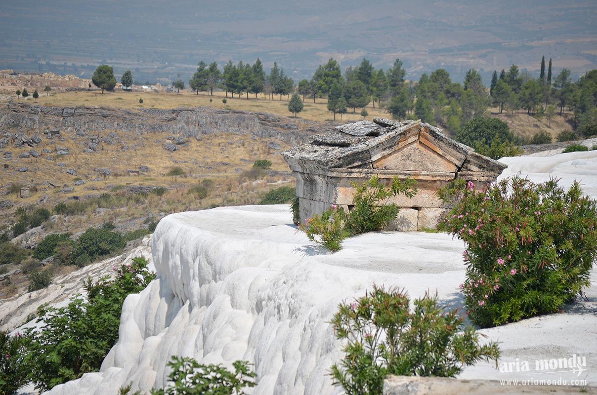 Nécropole d'Hierapolis
