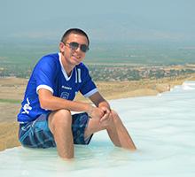Bassin Pamukkale