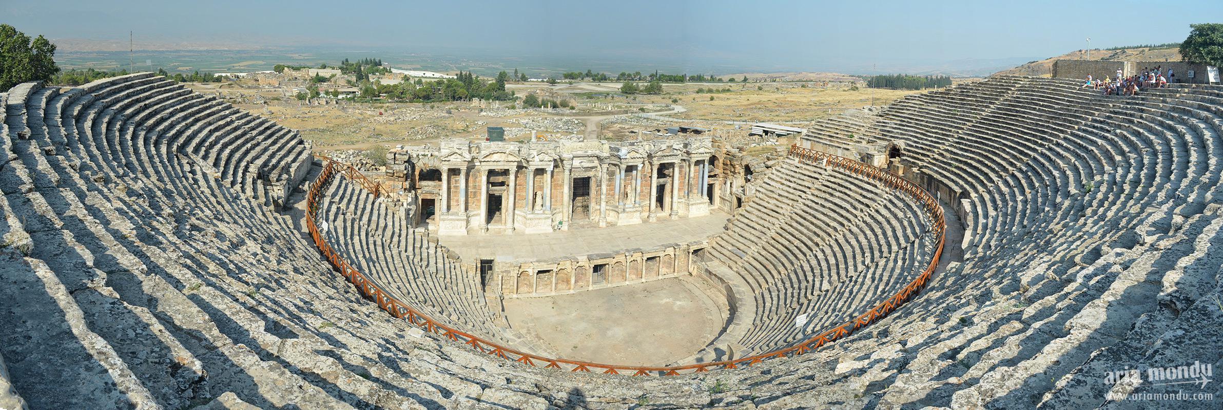 Théatre d'Hiérapolis