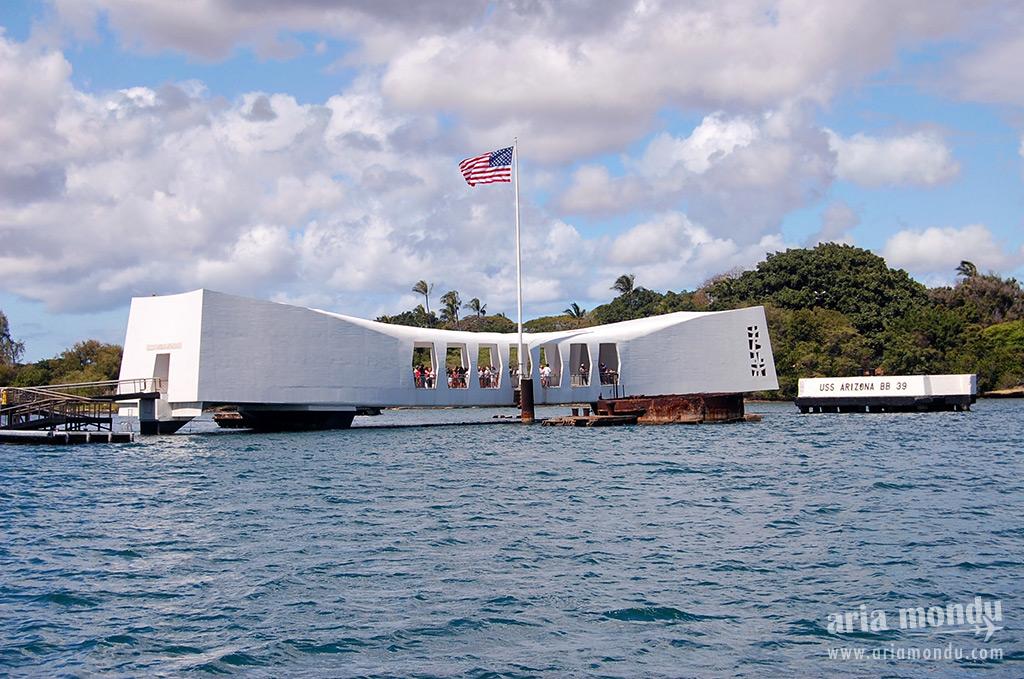 Le souvenir de Pearl Harbor
